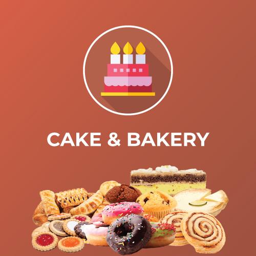 Cake and Bakery  Image