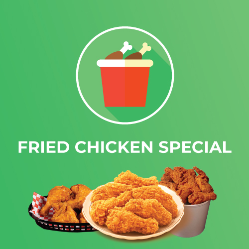Fried Chicken Special Image
