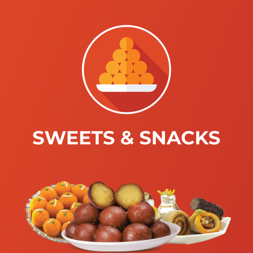 Sweets and Snacks Image