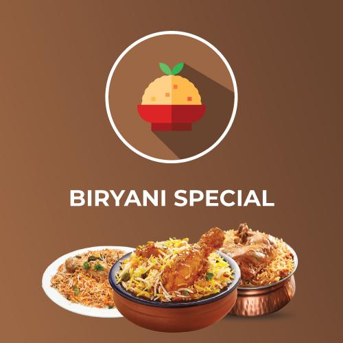 Biryani Special Image