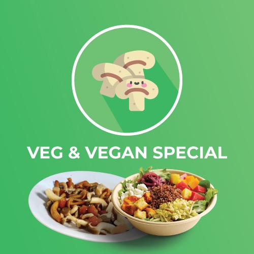 Veg and Vegan Special Image